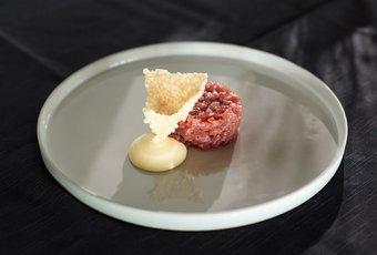 Tartare de thon simple pour fins gourmets selon Thomas Pape