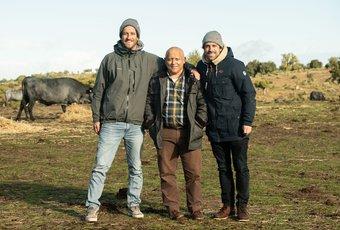 Zu Besuch bei Eloy und seinen Morucha Rindern