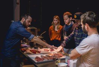 Dégustation : lien entre alimentation des animaux et goût de la viande