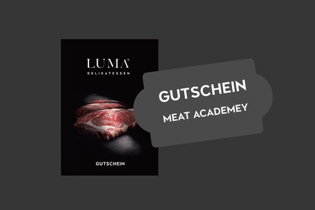 "Cheque cadeau ""Meat Academy"""